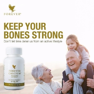 KEEP YOUR BONES STRONG